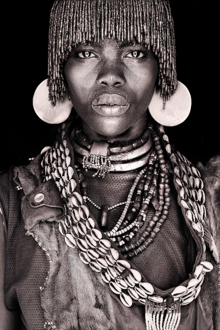 3-image (Hamar Lady, Ethiopia)