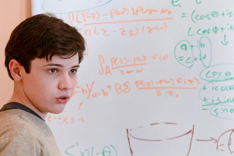 3_Autistic Boy getting a PhD in theoretical physics