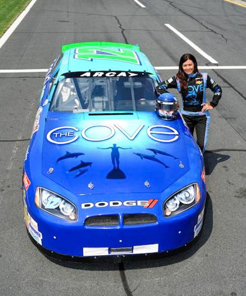 3_environmental activist female racecar driver