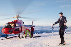 _ CEO of Icelandair wants to go heli-skiing and fishing with you