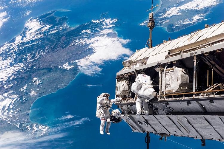 2_ becoming an astronaut