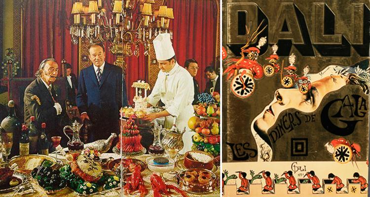 1_Salvador Dali's erotic cookbook