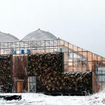This family lives in a sustainable and edible green-house home of the future