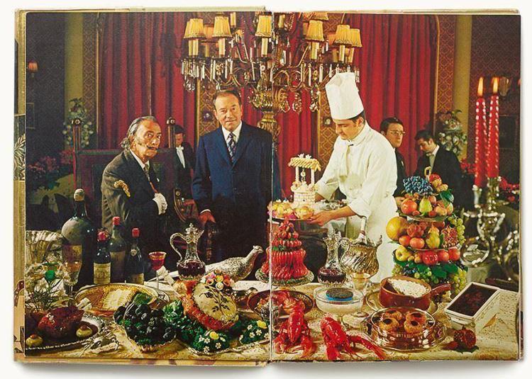 2_Salvador Dali's erotic cookbook