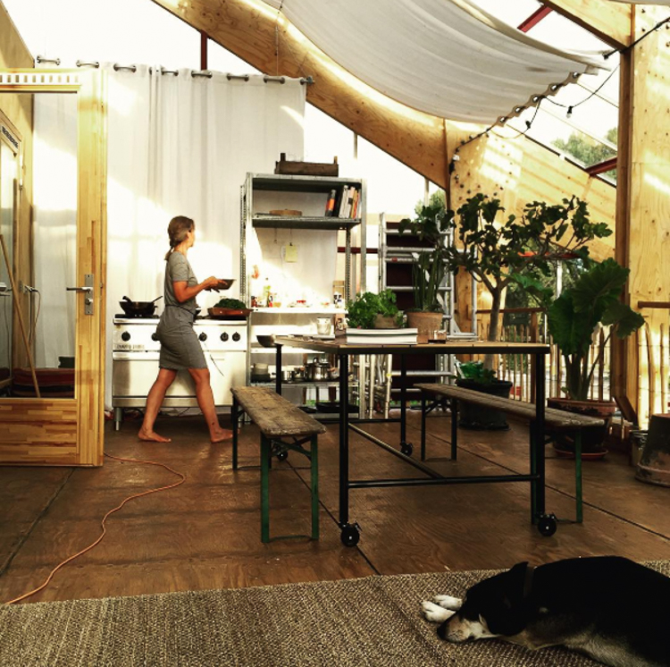 2_sustainable and edible green-house home