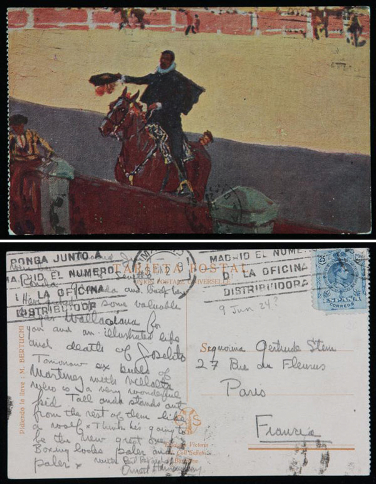 4_Postcards from famous writers