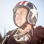 Meet the olympic snowboarder/ Nitro Circus rider who train-hops and hitchhikes across America