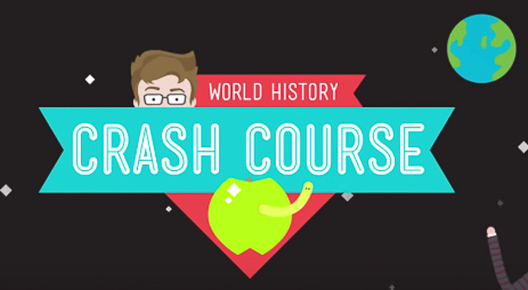 2_Crash Course YouTube channel