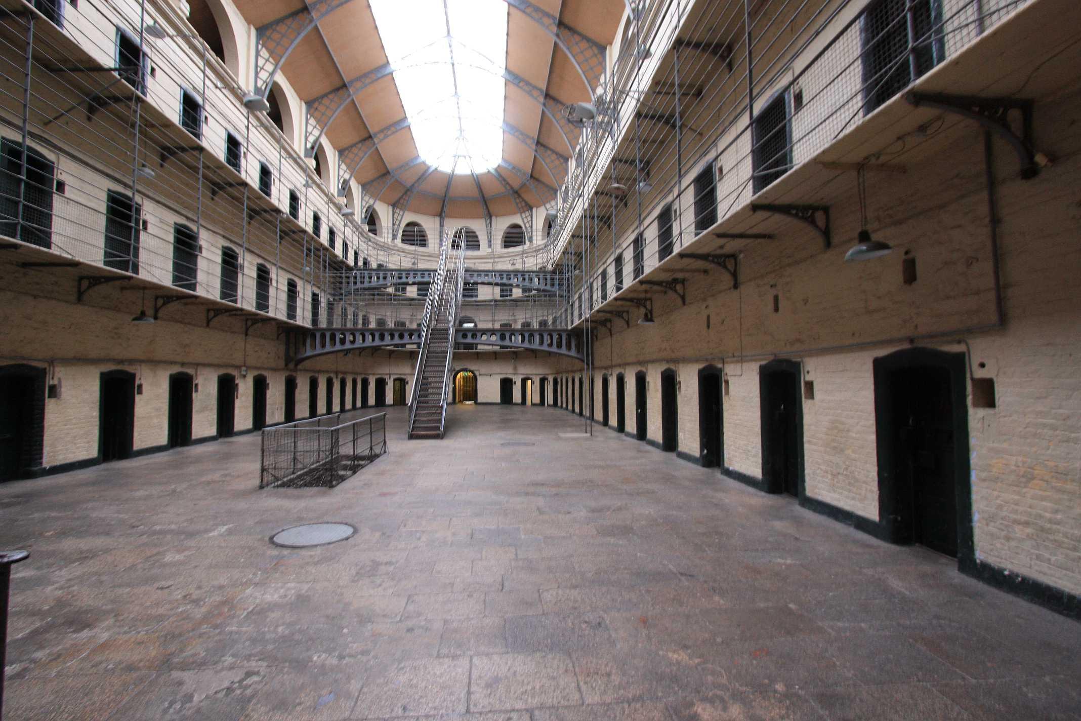 Dublin-Kilmainham-Jail-Hall-1