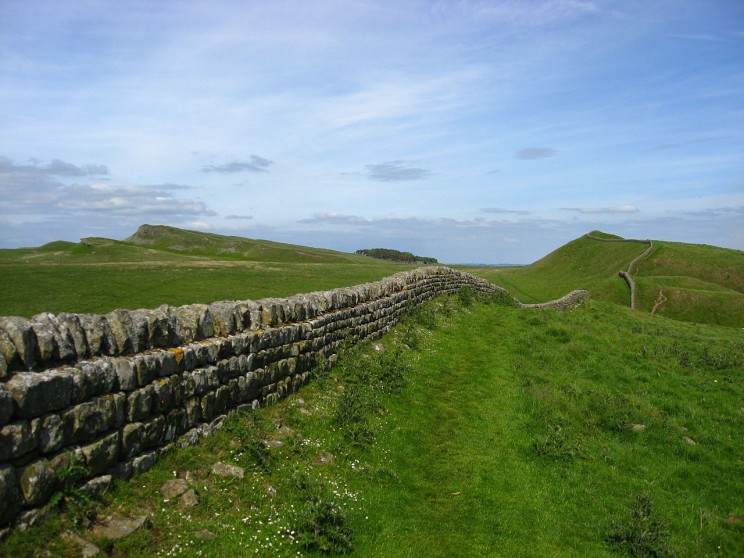Hadrian S Wall: What History's Greatest Barriers Can Tell Us About Trump's