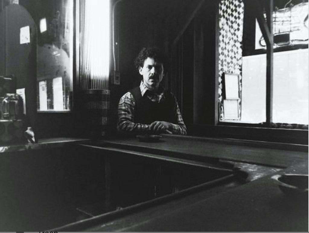 Portrait of Sheldon Nadelman