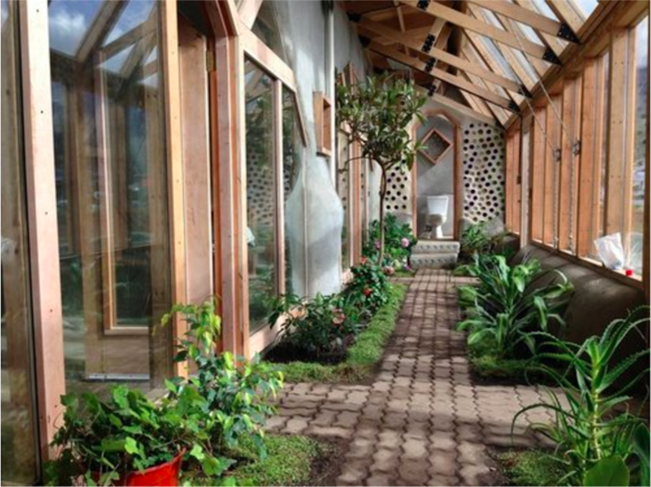 This guy created a step by step guide to creating your own - Casas rurales de madera ...