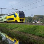 The Netherlands now has the world's first completely wind powered trains