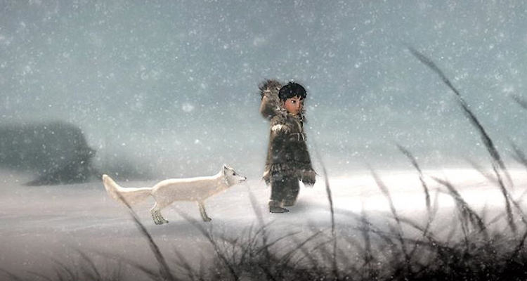 never alone video game