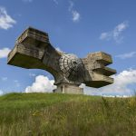 The futuristic beauty of the Balkans' WWII monuments (photos)
