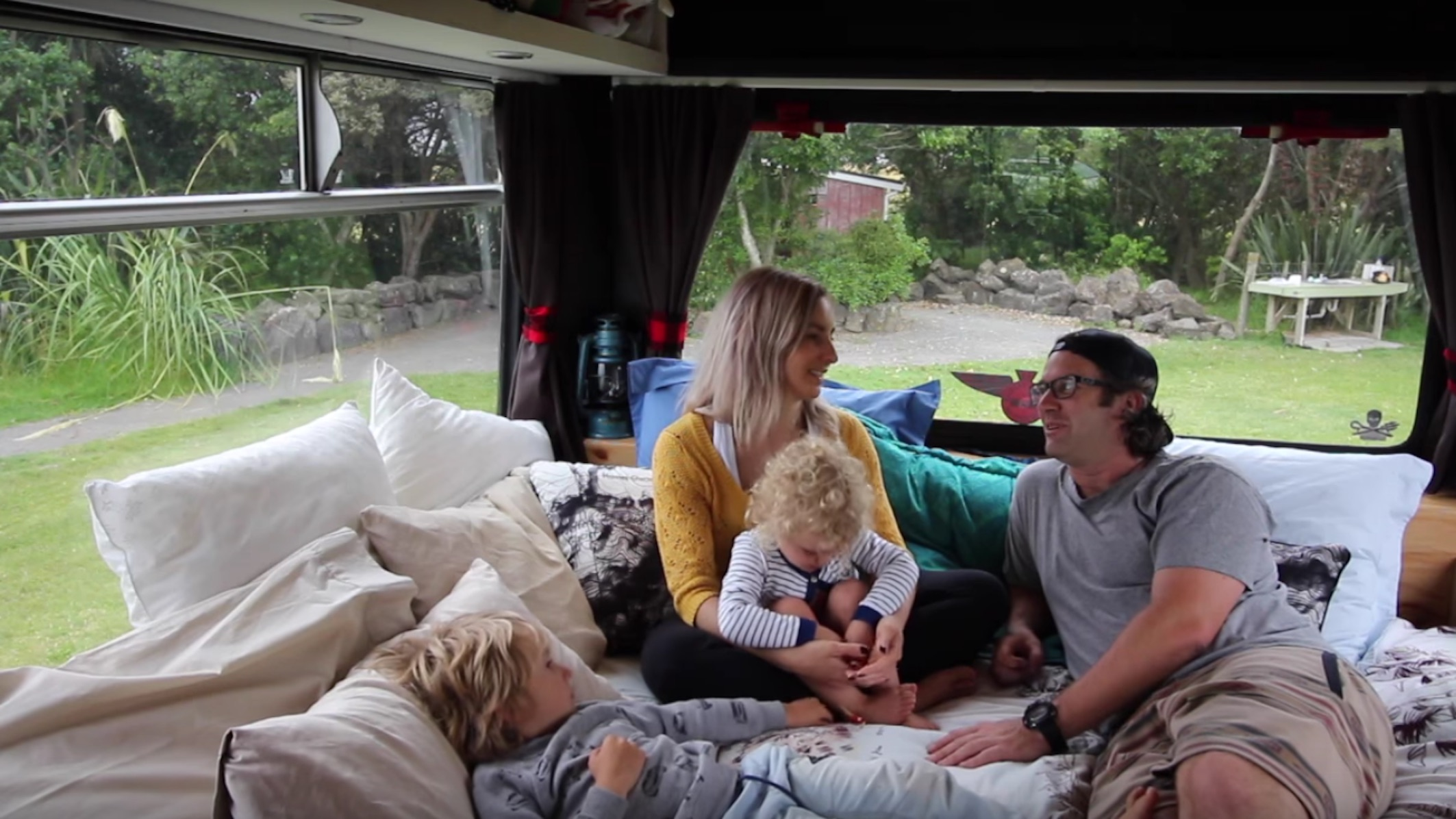 After A Devastating Earthquake This Family Rebuilt Their Lives In
