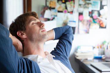 work meditation