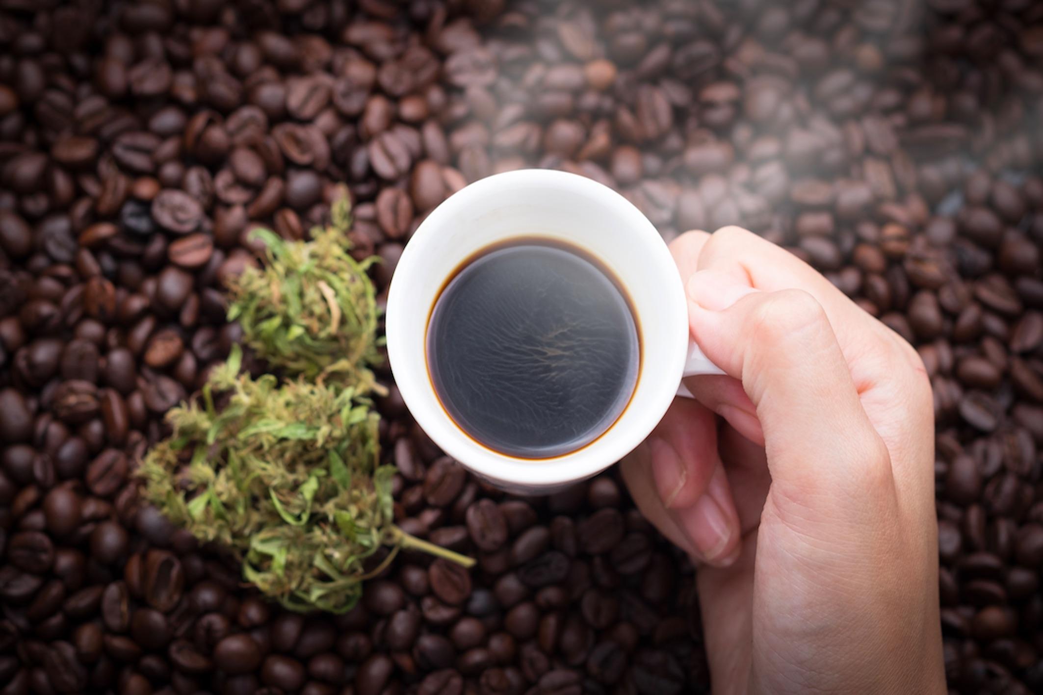 Keurig get you high on weed coffee