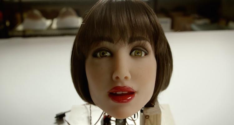 real sex robot