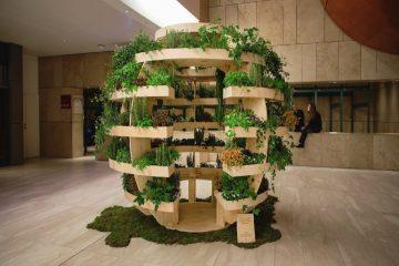 Ikea garden sphere