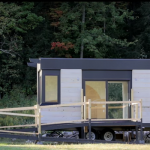 New wheelchair-friendly tiny house gives independence to disabled family members