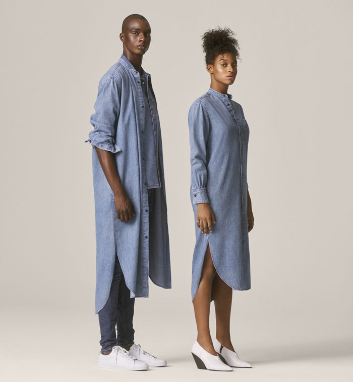 Gender-neutral clothing challenges the norms of modern outfits