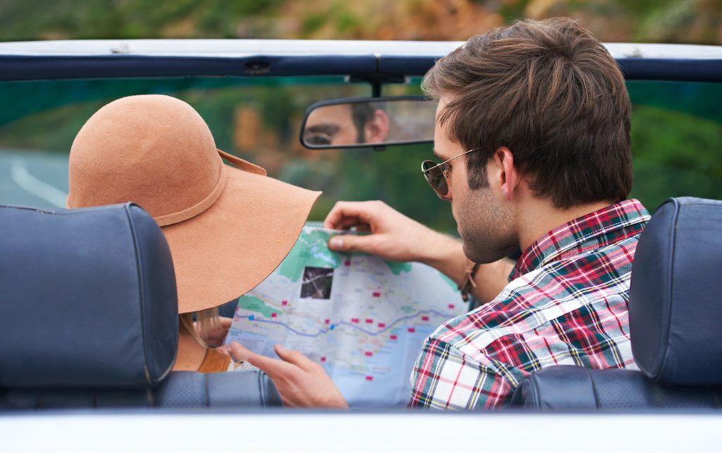 road trip planner