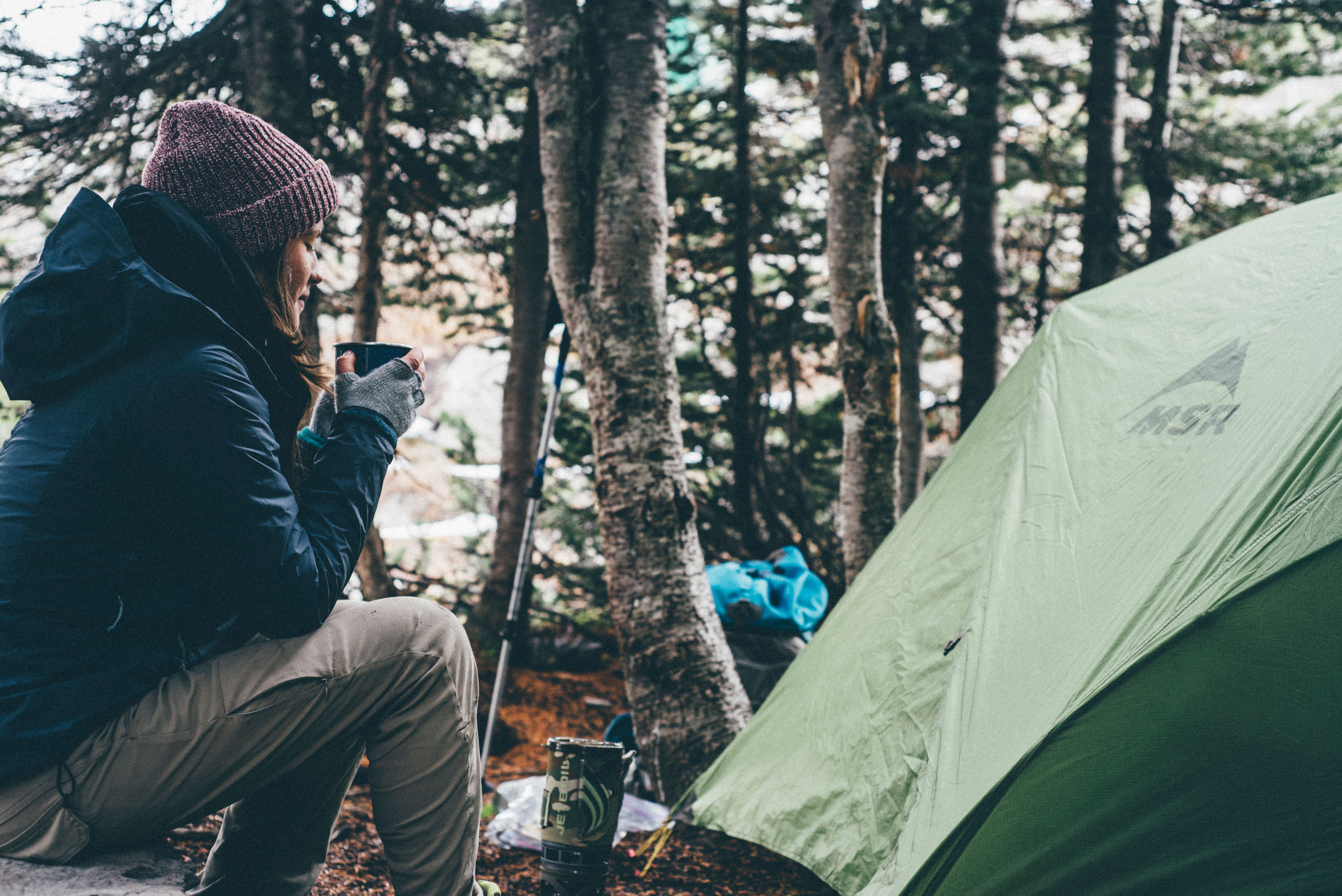 How easy the tent is to set up & Backpacking Tent: How to choose the best tent