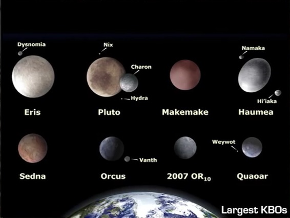 After 11 years, Pluto could become a planet again