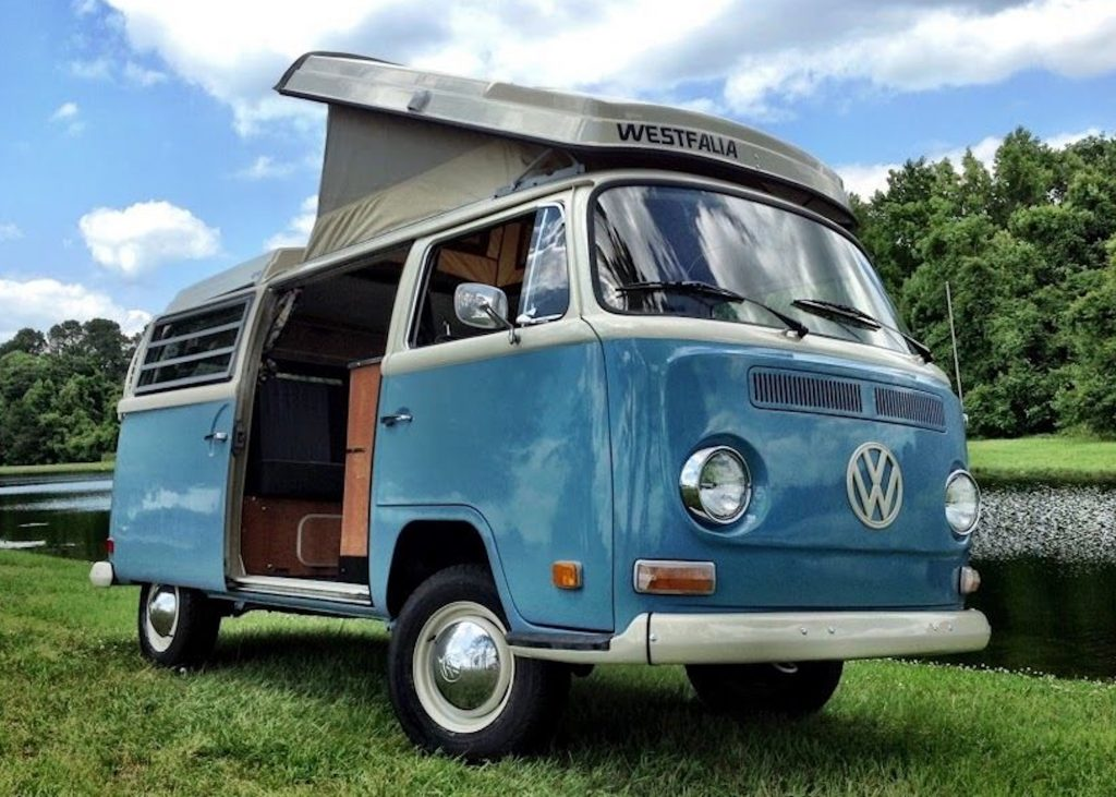 vw camper for sale the best 5 campers you can buy right now. Black Bedroom Furniture Sets. Home Design Ideas