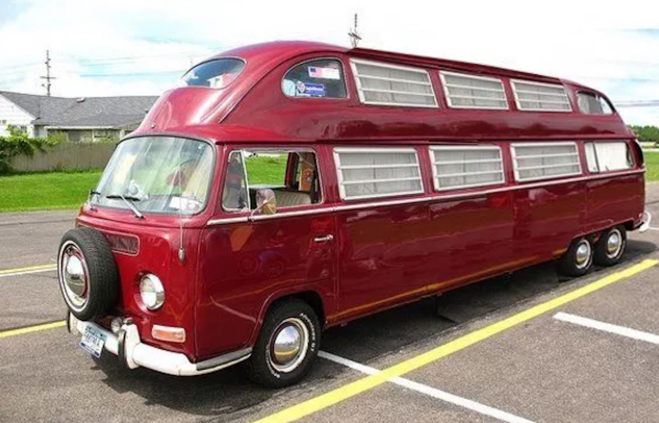 10 iconic hippie vans photos. Black Bedroom Furniture Sets. Home Design Ideas