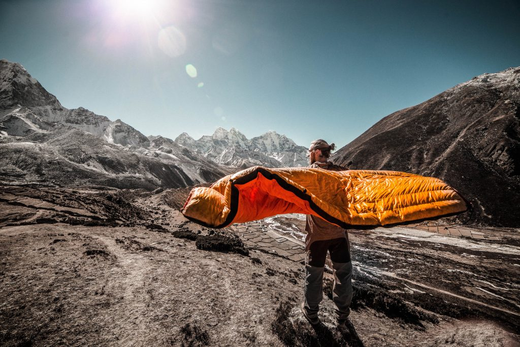 Backpacking Pillow