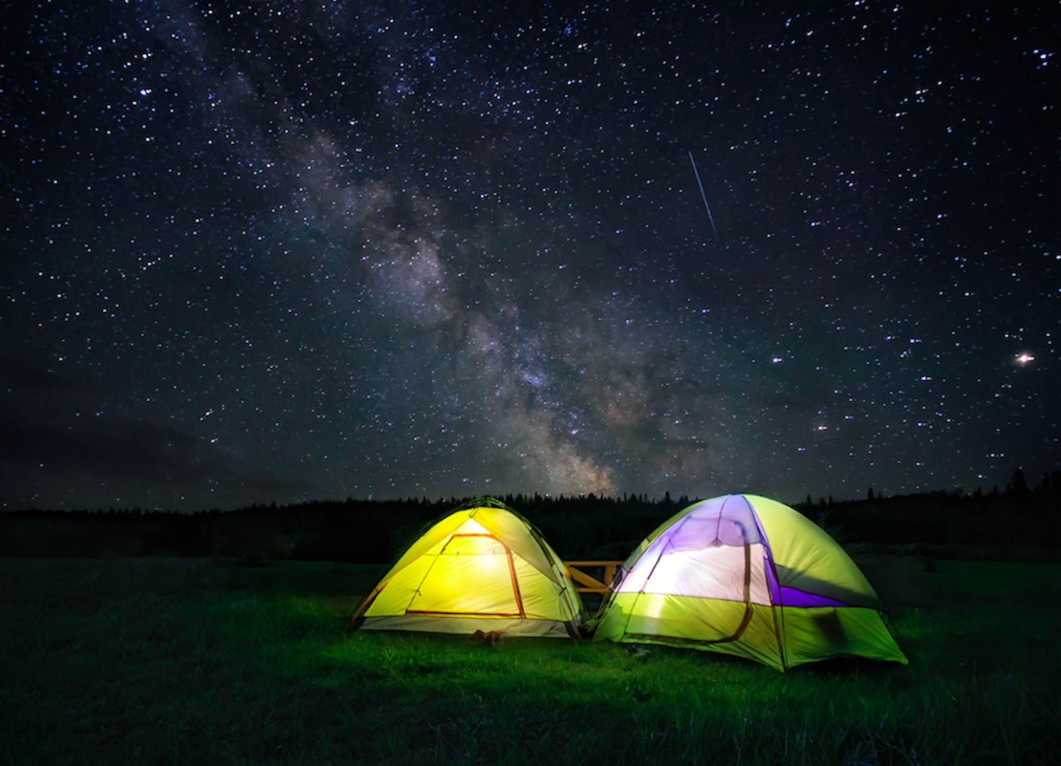 Camping: 5 ways to make it an eco-friendly camping trip