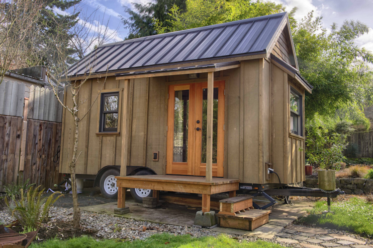 tiny house on wheels floor plans - Tiny House On Wheels Plans