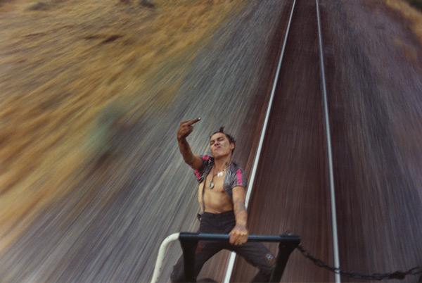 Train Hopping Isn't Dead.