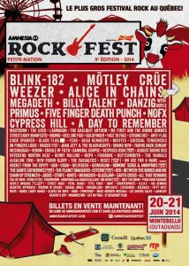 Who started Amnesia Rockfest