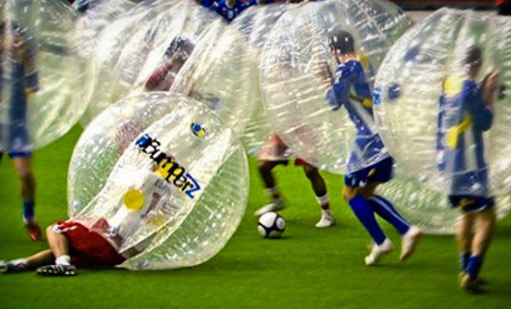 bubblesoccer
