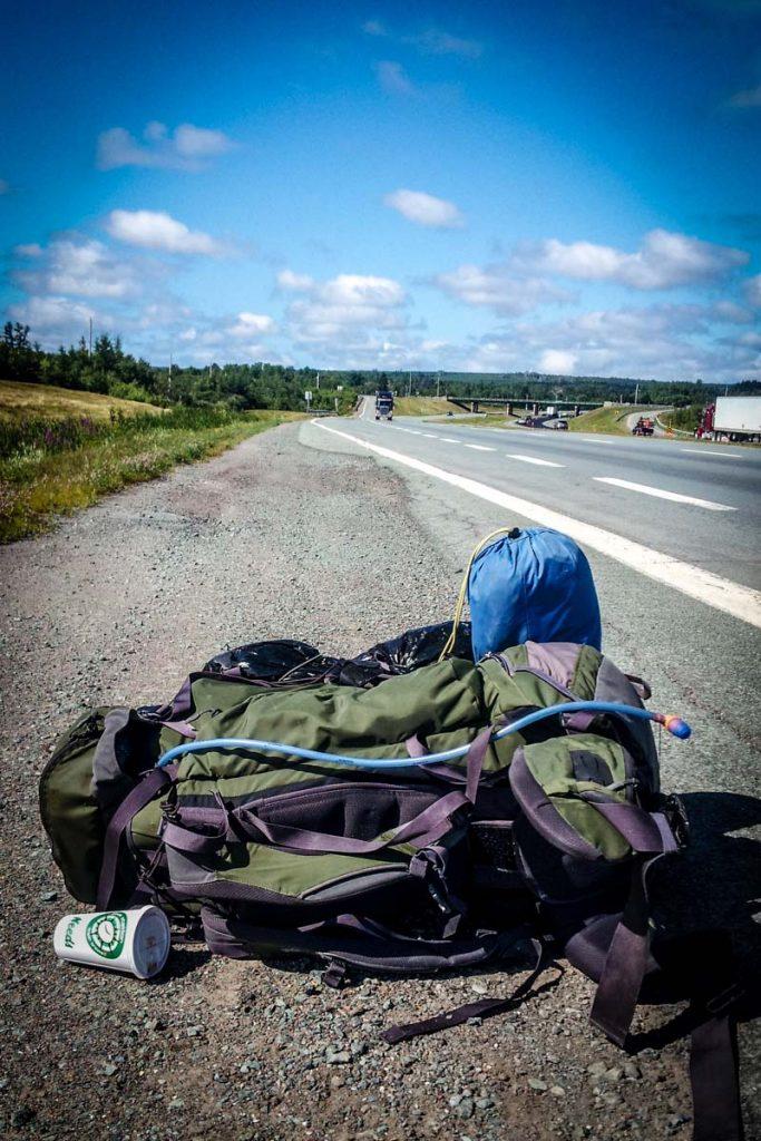 Hitchhiking stories