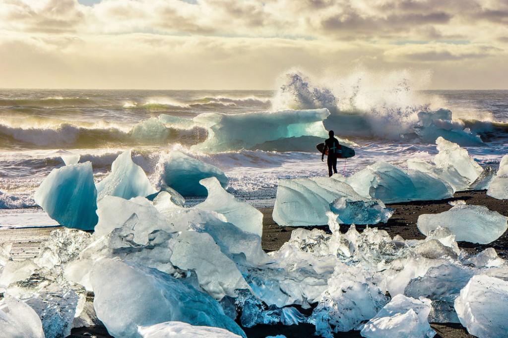 Arctic Swells