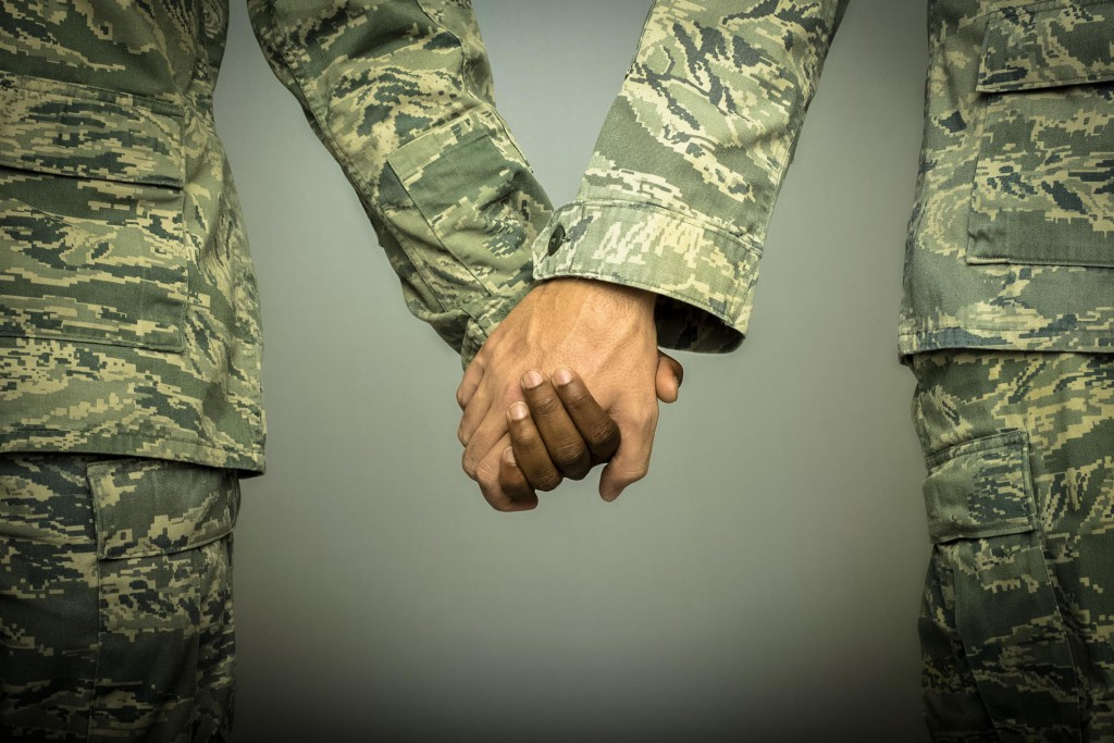 Growing Up Gay In A Military Family
