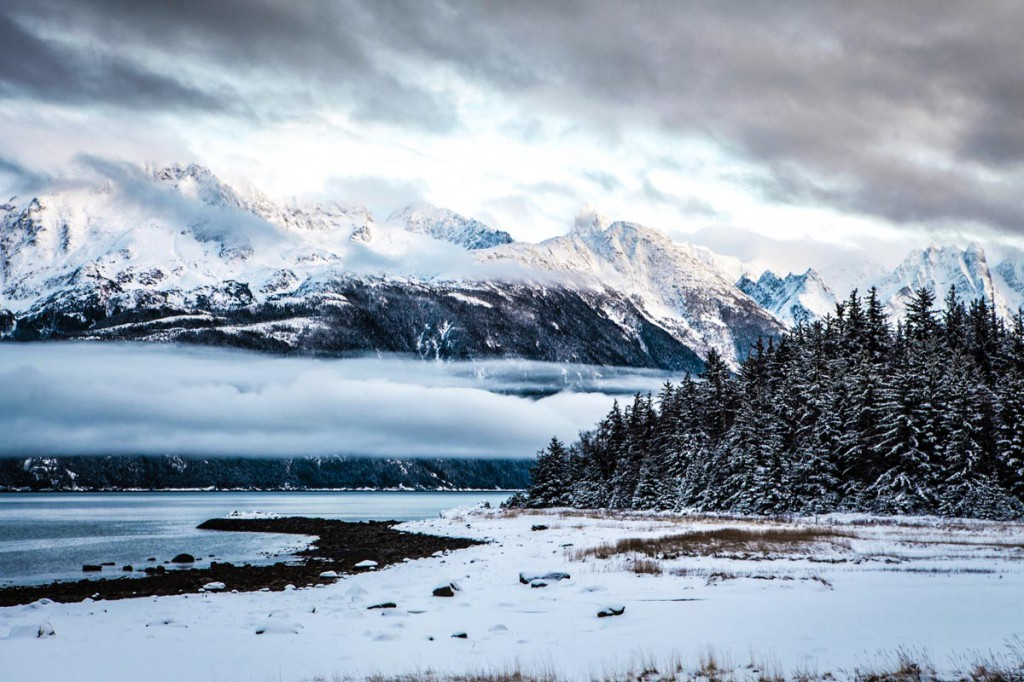 Remote Cabin in Alaska_Views