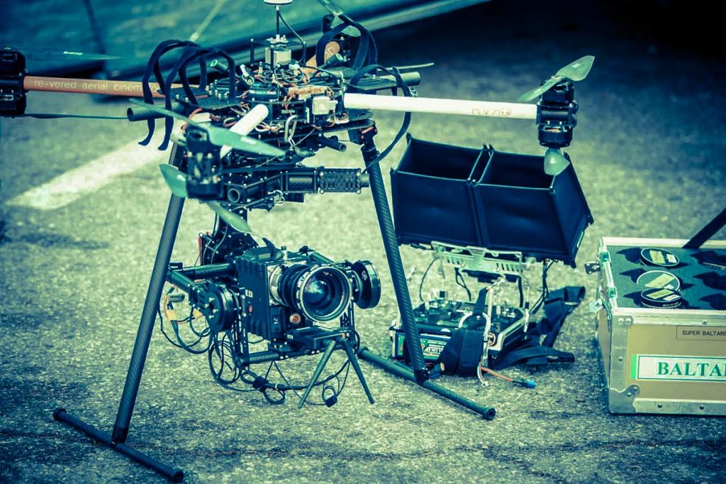 3 drones
