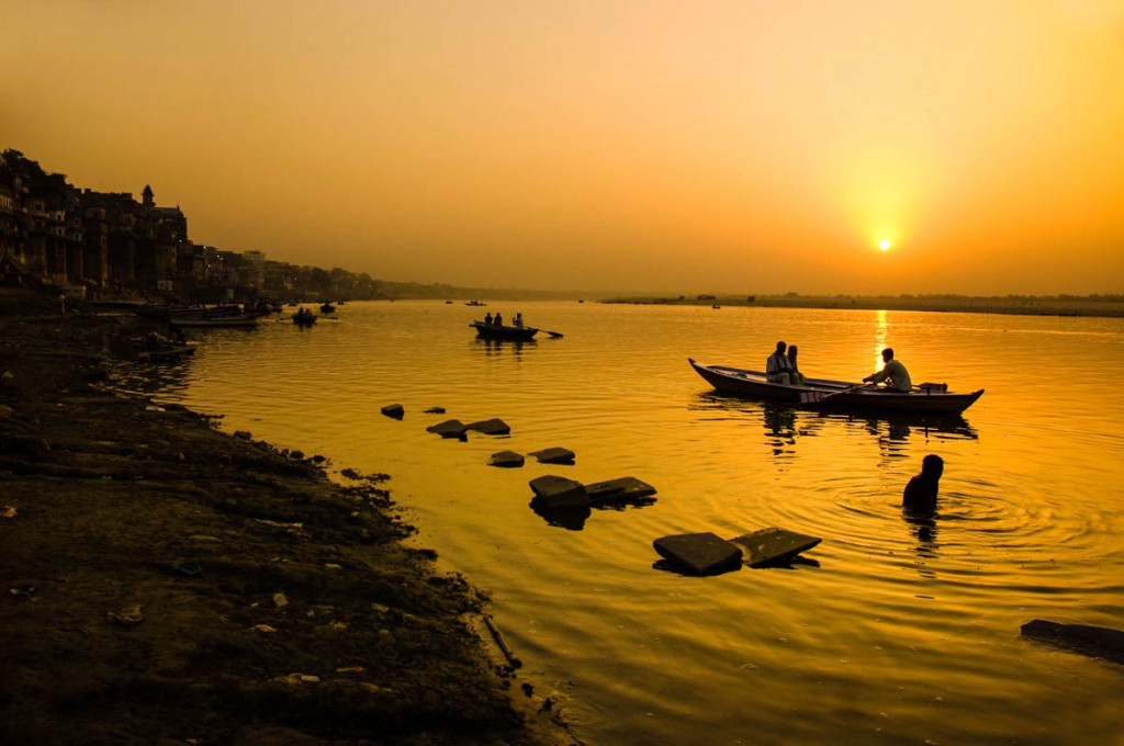 5_Varanasi's Ganges River