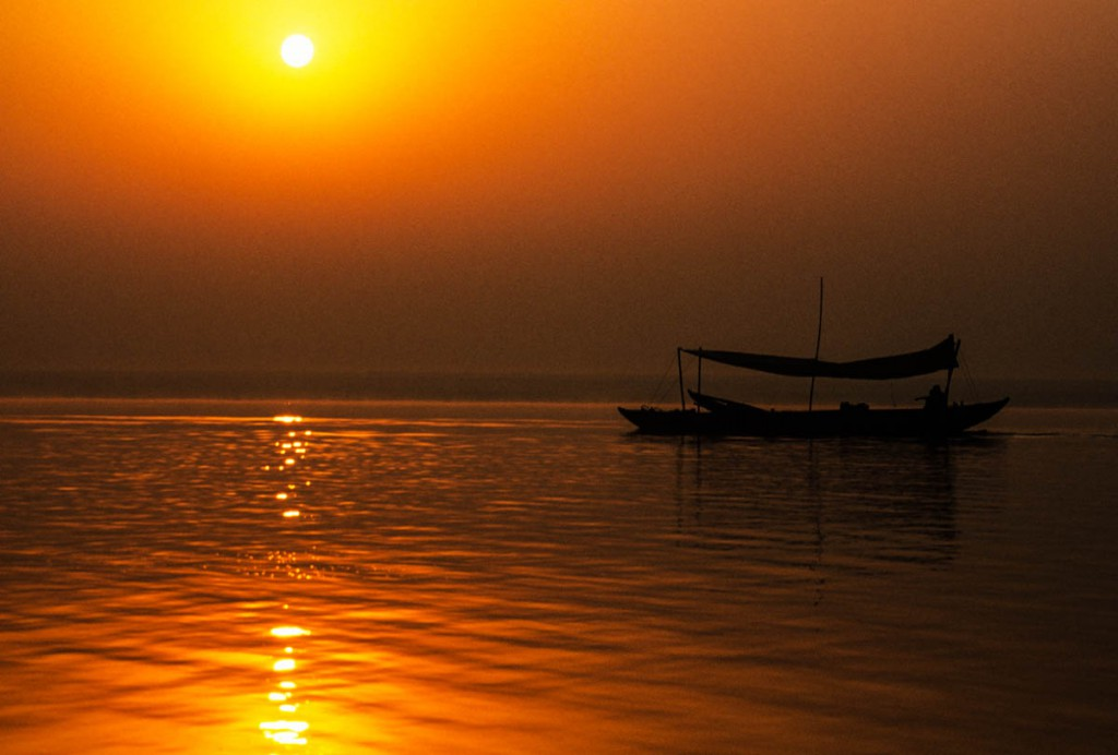 6_Varanasi's Ganges River