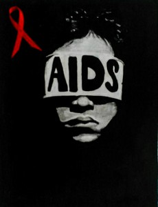 2_family member with AIDS