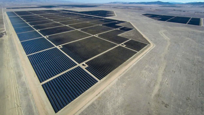 3_world's largest solar farm