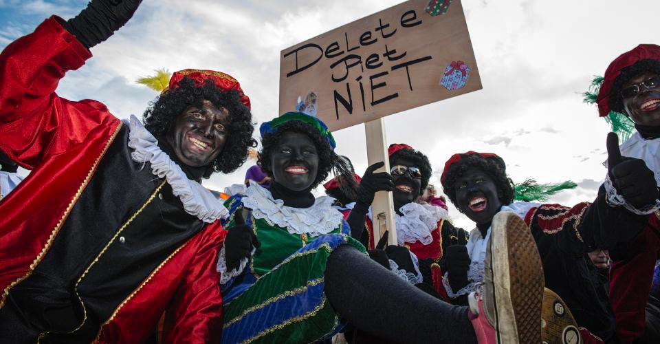4_Black Pete Netherlands Santa Claus