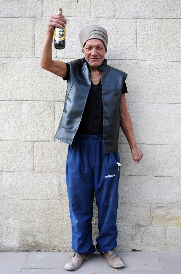 9_homeless fashionista