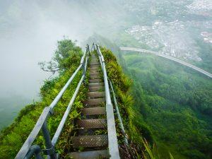 2_illegal Haiku Stairs