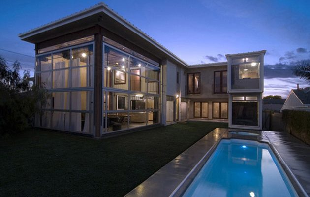 Luxury Shipping Container Homes